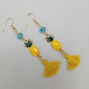 Jewelry - Pineapple earrings